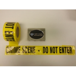 Crime Scene ( Do Not Enter ) Barrier Tape