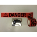 Danger (DANGER) - Barrier Tape