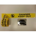 DANGER ( Keep out ) - Barrier Tape